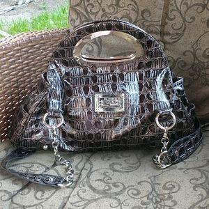 Beautiful Large Chenson Shoulder Bag